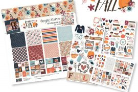 Forever Fall Collection by Simple Stories | Creative Scrapbooker Magazine
