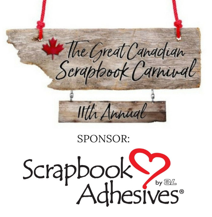 Scrapbook Adhesives by 3L Carnival Sponsor | Creative Scrapbooker Magazine