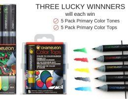 Chameleon Color Tone Pens and Color Tops   Creative Scrapbooker Magazine