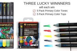 Chameleon Color Tone Pens and Color Tops | Creative Scrapbooker Magazine