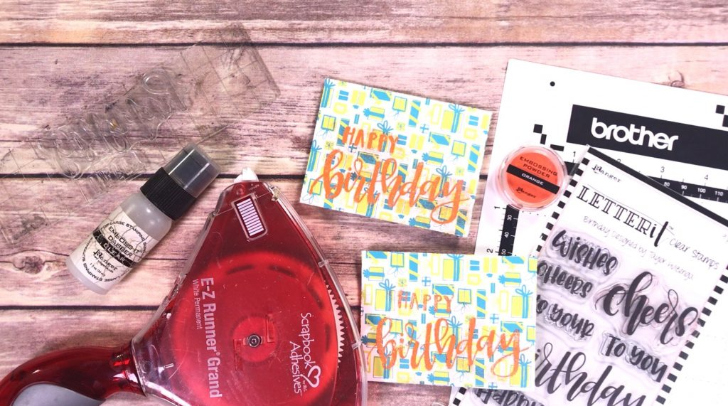 Cutting Out Gift Card Holders | Creative Scrapbooker Magazine