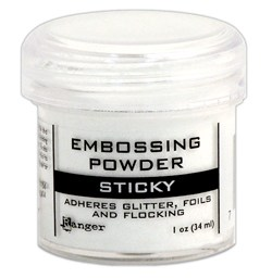 Ranger embossing Powder | Creative Scrapbooker Magazine