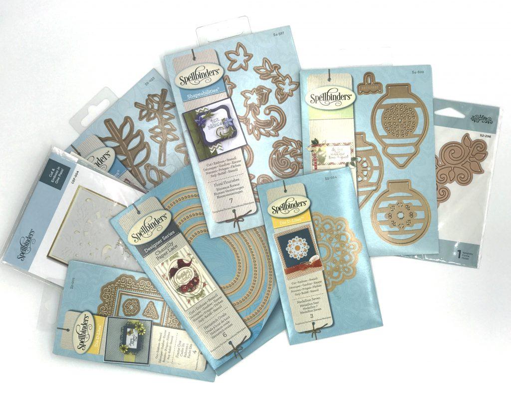 Spellbinders Giveaway | Creative Scrapbooker Magazine