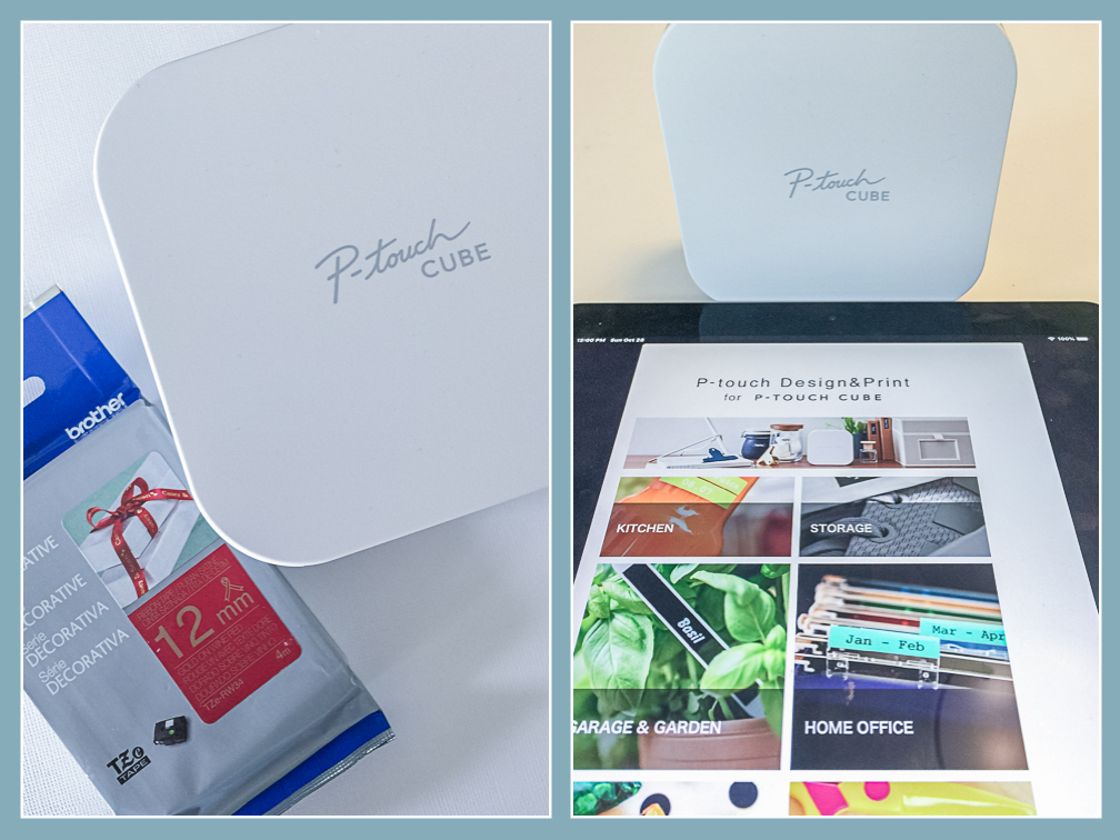 Customize your ribbon with Brother P-touch CUBE