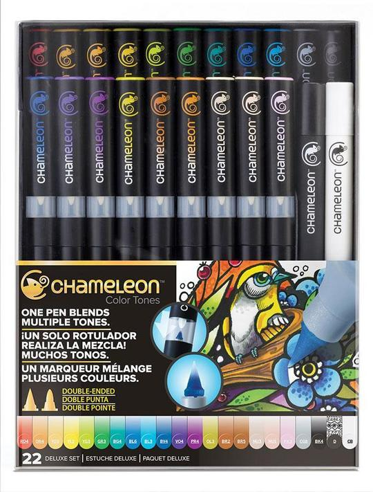 Chameleon Color Tone Pens 12 Days of Giving Prize Package | Creative Scrapbooker Magazine