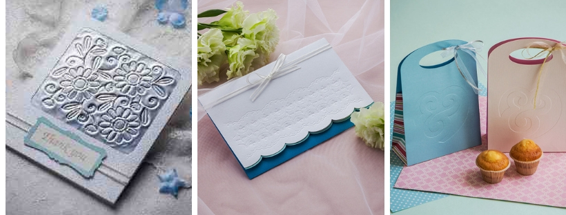 Brother ScanNCut Embossing Paper crafting ideas | Creative Scrapbooker Magazine