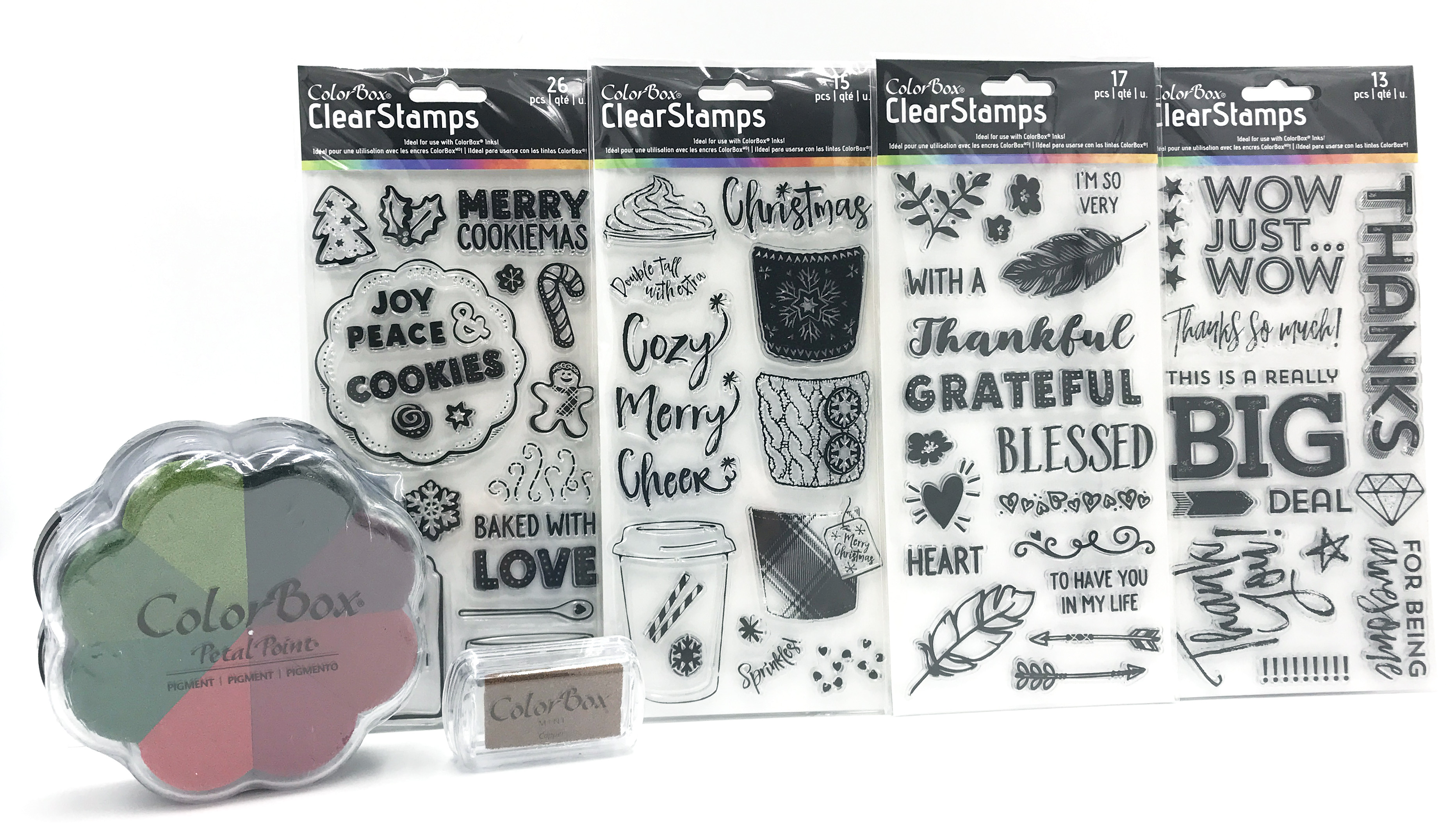 ColorBox by Clearsnap 12 Days of Giving Prize Package | Creative Scrapbooker Magazine