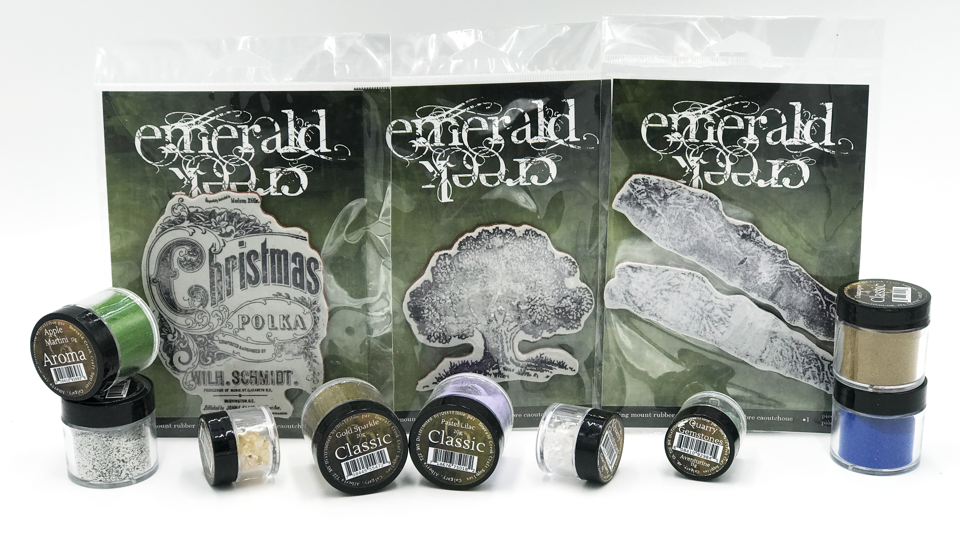Emerald Creek Craft Supplies 12 Days of Giving Prize Package | Creative Scrapbooker Magazine