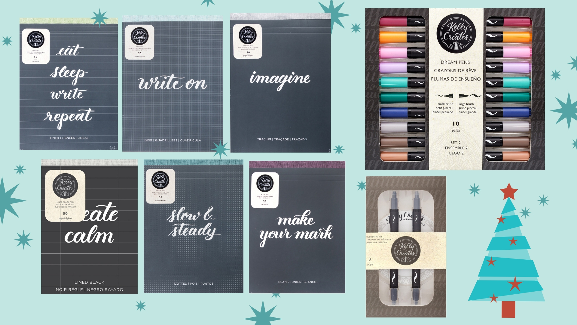 Kelly Creates 12 Days of Giving Prize Package | Creative Scrapbooker Magazine