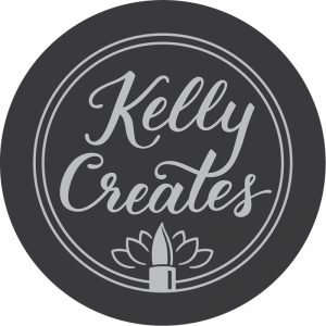 Kelly Creates Logo | Creative Scrapbooker Magazine