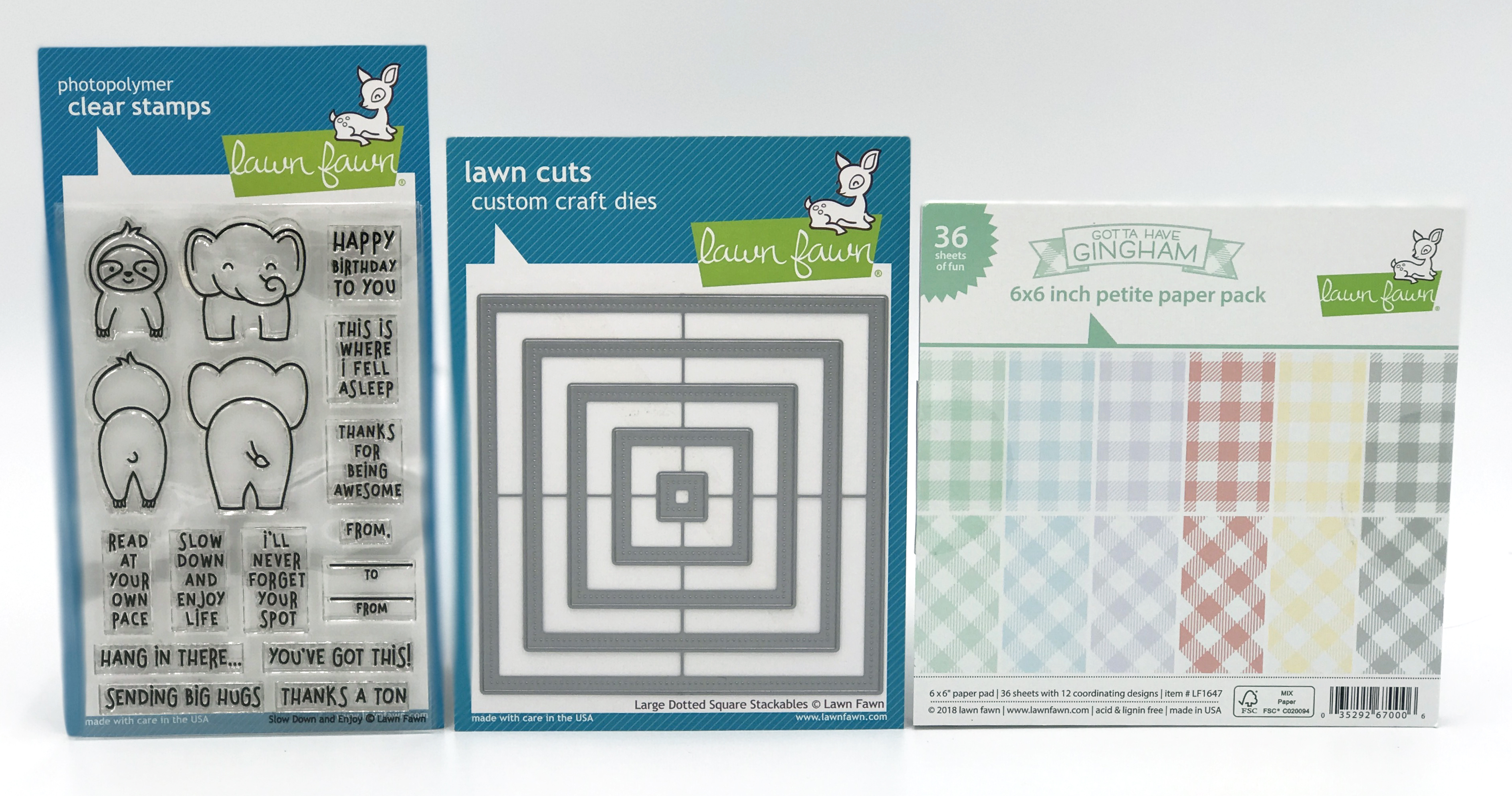 Lawn Fawn 12 Days of Giving Prize Package | Creative Scrapbooker Magazine