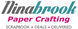 Ninabrook Paper Crafting Logo | Creative Scrapbooker Magazine