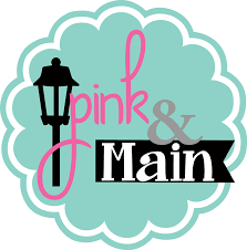 Pink & Main Logo | Creative Scrapbooker Magazine