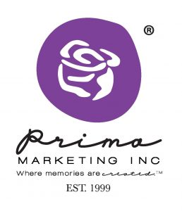 Prima Marketing Logo | Creative Scrapbooker Magazine