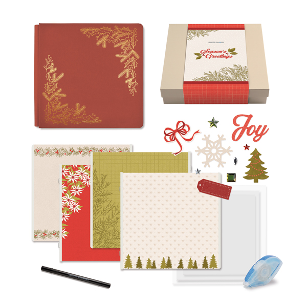 Creative Memories Prize Package for 12 Days of Giving | Creative Scrapbooker Magazine