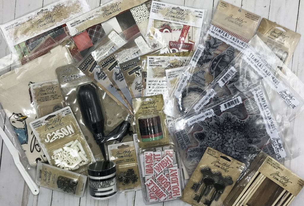 Stampers Anonymous 12 Days of giving Prize Package | Creative Scrapbooker Magazine