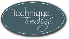 Technique Tuesday Logo | Creative Scrapbooker Magazine