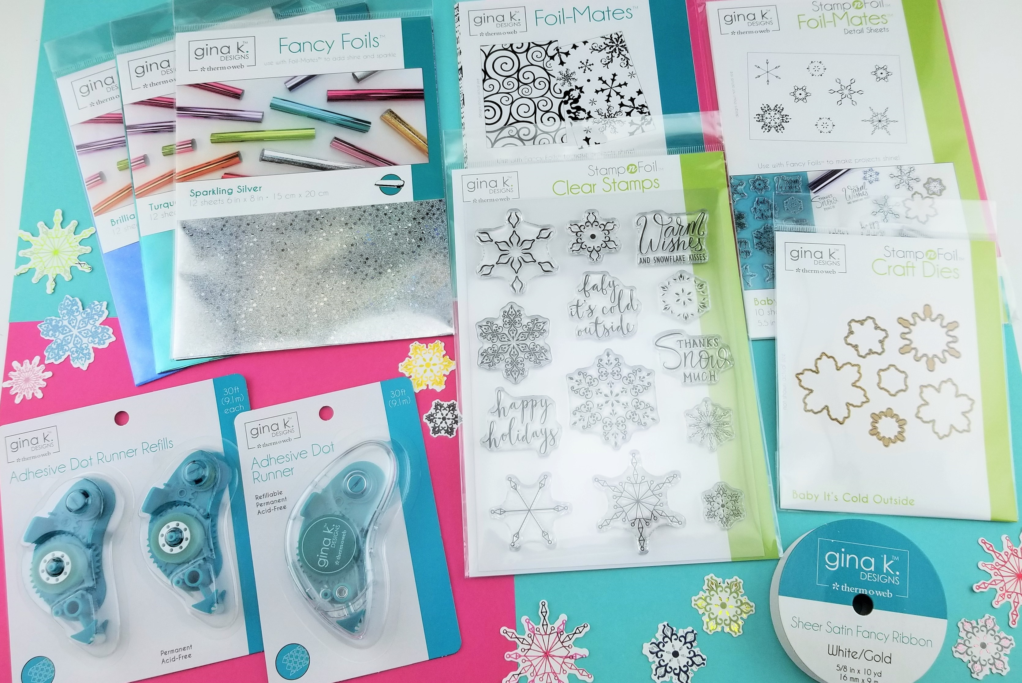 Therm O Web Prize Package for 12 Days of Giving | Creative Scrapbooker Magazine