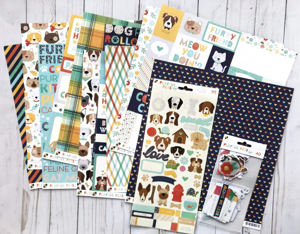 DCWV Prize Package for Creativation Giveaway with Creative Scrapbooker Magazine