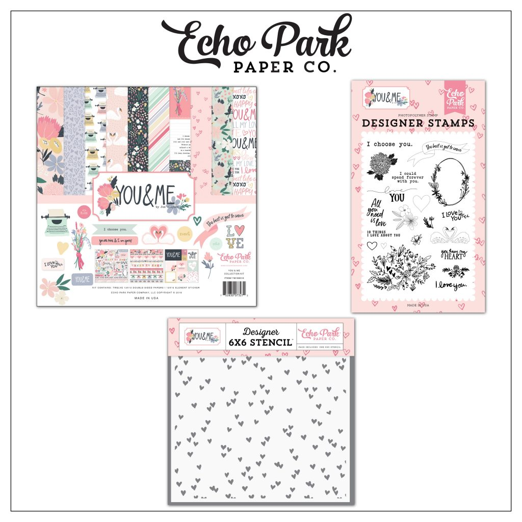 Echo Park Paper Co. Creativation Giveaway Prize Package | Creative Scrapbooker Magazine
