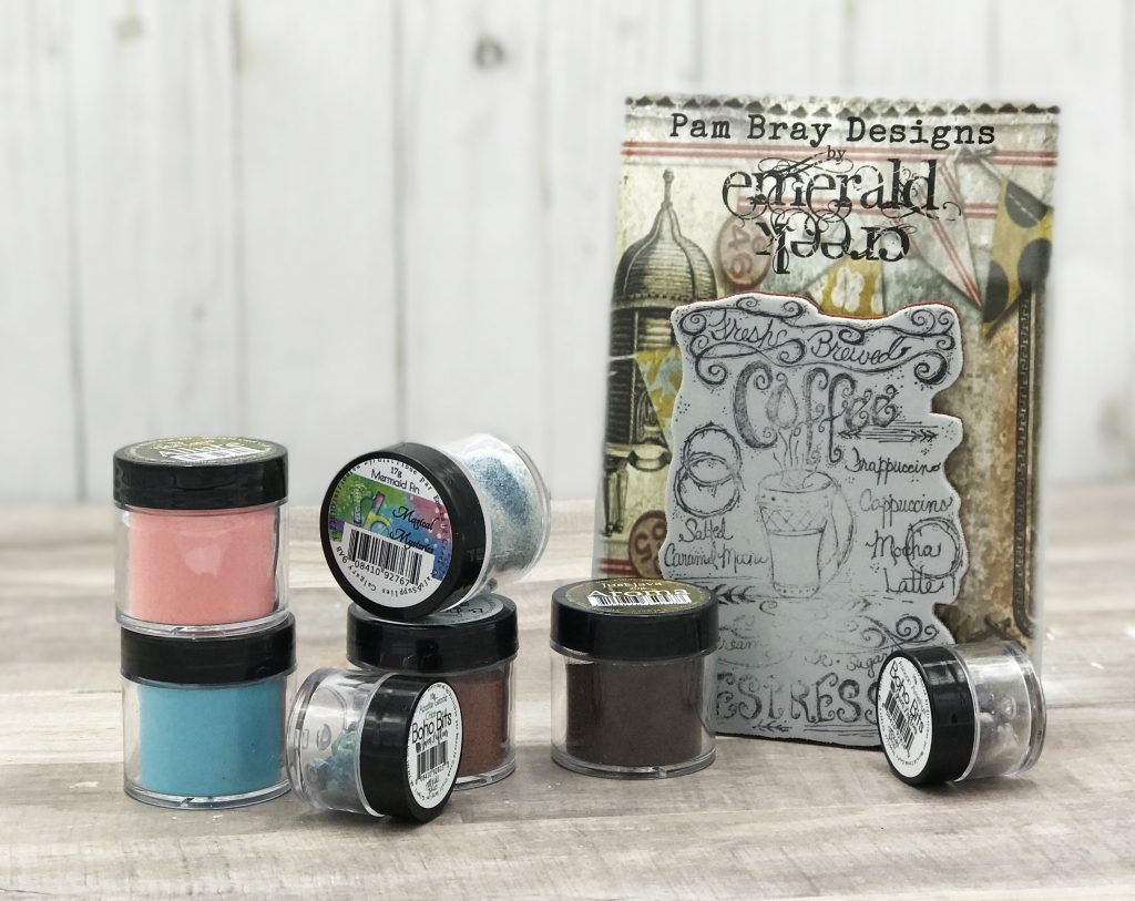 Emerald Creek Craft Supplies Prize Package for Creativation Giveaway with Creative Scrapbooker Magazine