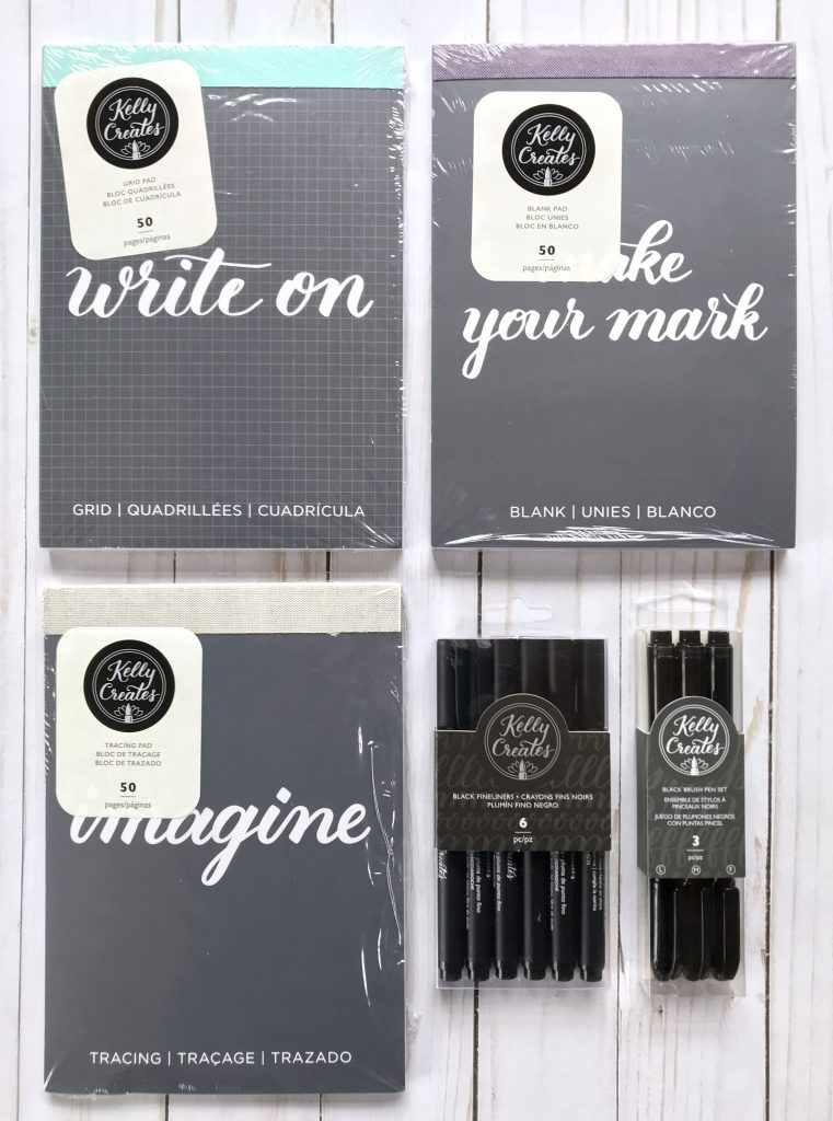 Kelly Creates Prize Package for Creativation Giveaway with Creative Scrapbooker Magazine