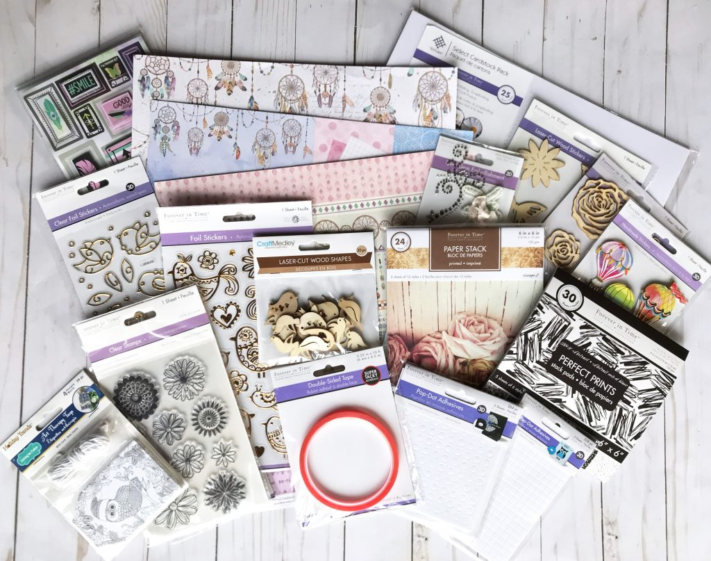 MultiCraft Prize Package | Creative Scrapbooker Magazine