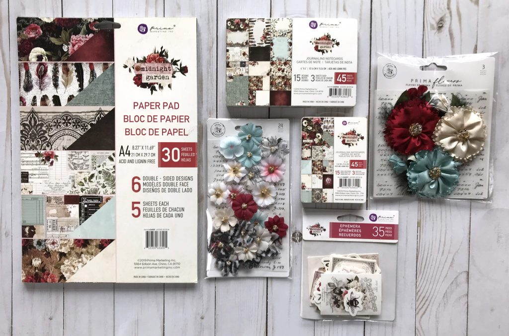 Prima Marketing Inc. Creativation Giveaway Prize Package | Creative Scrapbooker Magazine