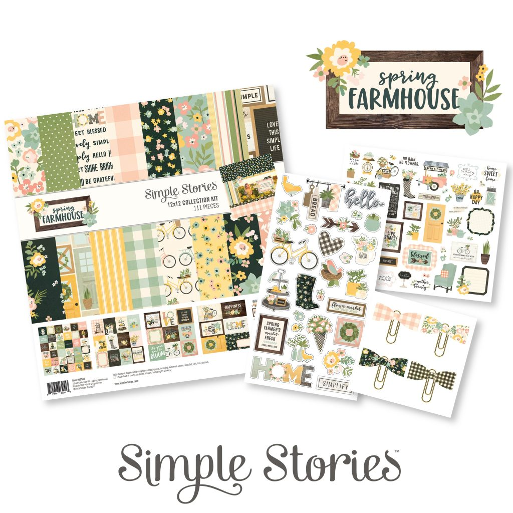 Simple Stories Prize Package for Creativation Giveaway with Creative Scrapbooker Magazine