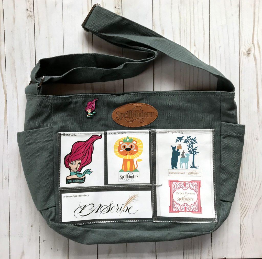 Spellbinders Bag