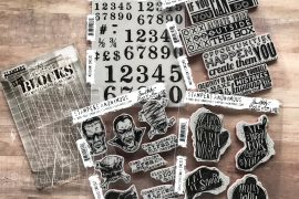 Stampers Anonymous Tim Holtz Stamps Giveaway | Creative Scrapbooker Magazine