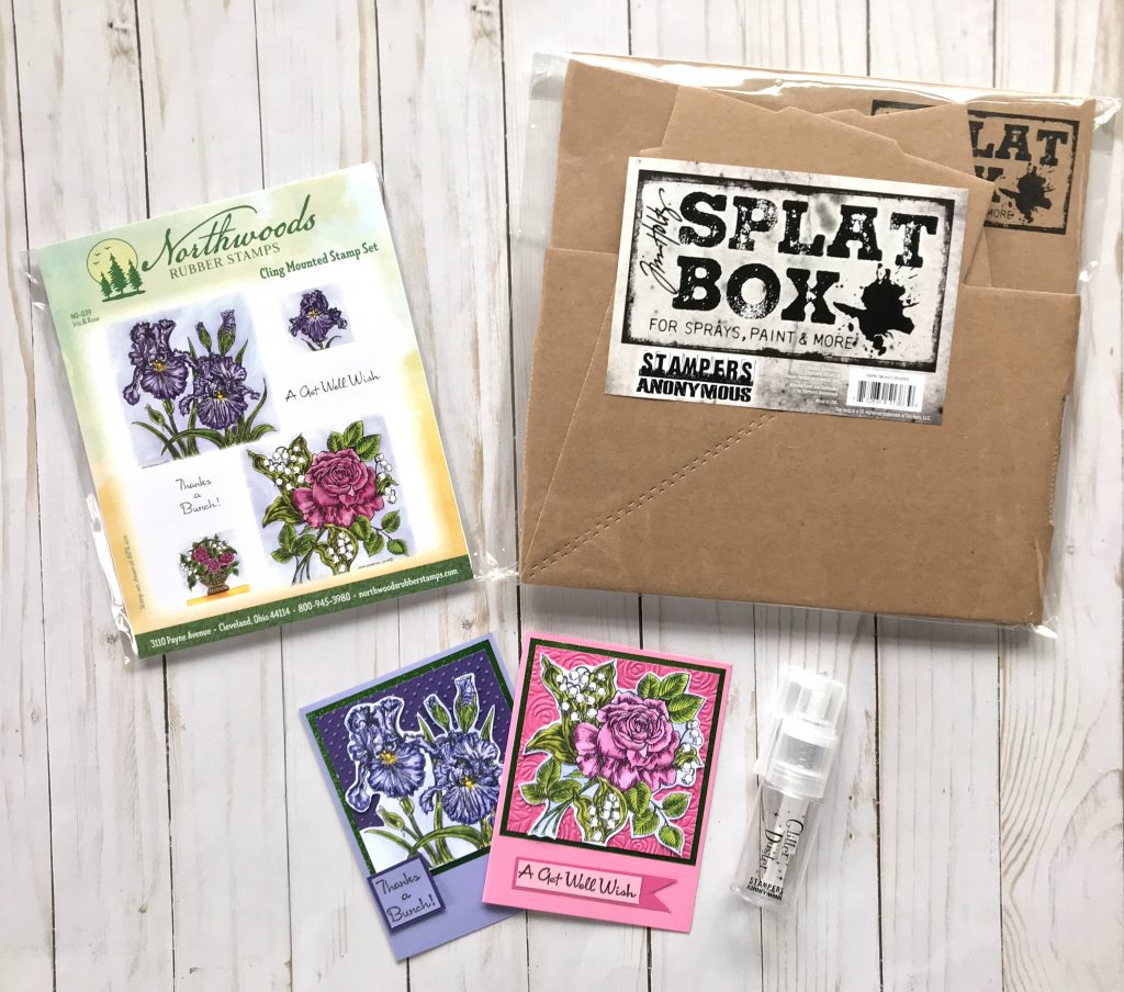 Stampers Anonymous Prize Package for Creativation Giveaway with Creative Scrapbooker Magazine