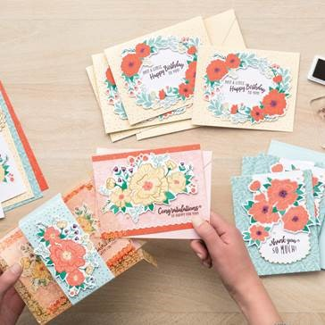 Stampin' Up! Card Kit | Creative Scrapbooker Magazine