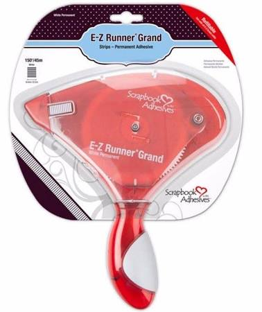 E-Z Runner Grand by Scrapbook adhesives by 3L / scrapbooking with sketches