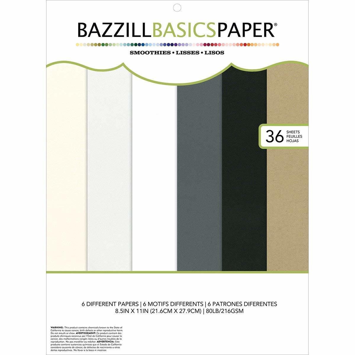 American Crafts Bazzill Basics Paper Cardstock