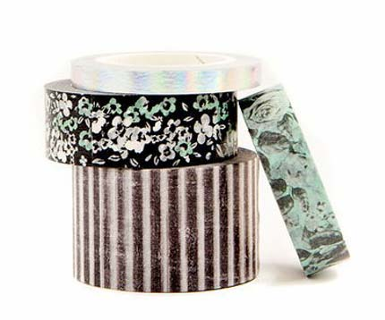 Prima Marketing Flirty Fleur Washi Tape | Creative Scrapbooker Magazine