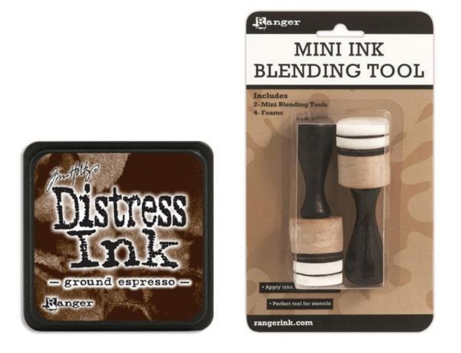Ranger Tim Holtz Distress ink and blending Tool