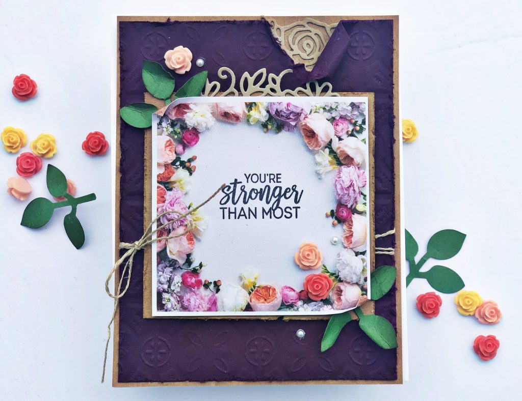 Sympathy Cards designed by Cathy Caines featuring Stampin' Up! | Creative Scrapbooker Magazine