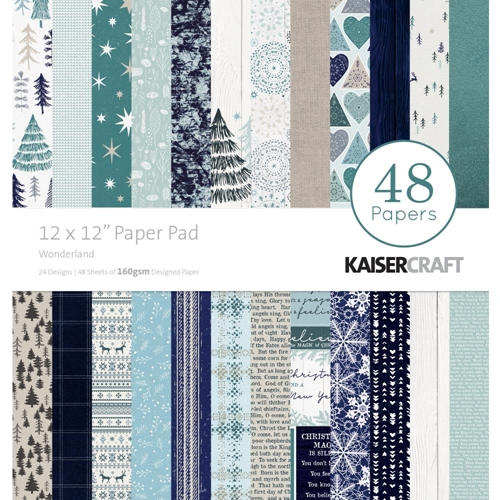 Wonderland Collection by Kaisercraft