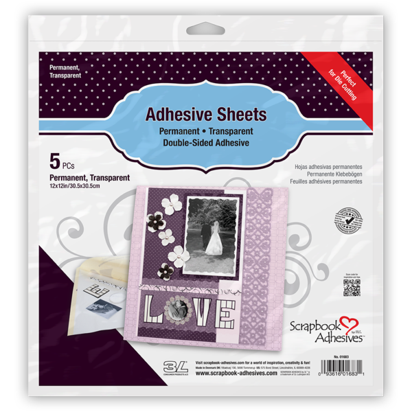 Scrapbook Adhesives by 3L Adhesive Sheets