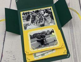Envelope Mini Album featuring Creative Memories