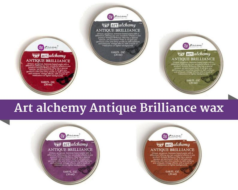 Prima Marketing Brilliance Wax
