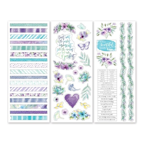 Creative Memories Secret garden Collection