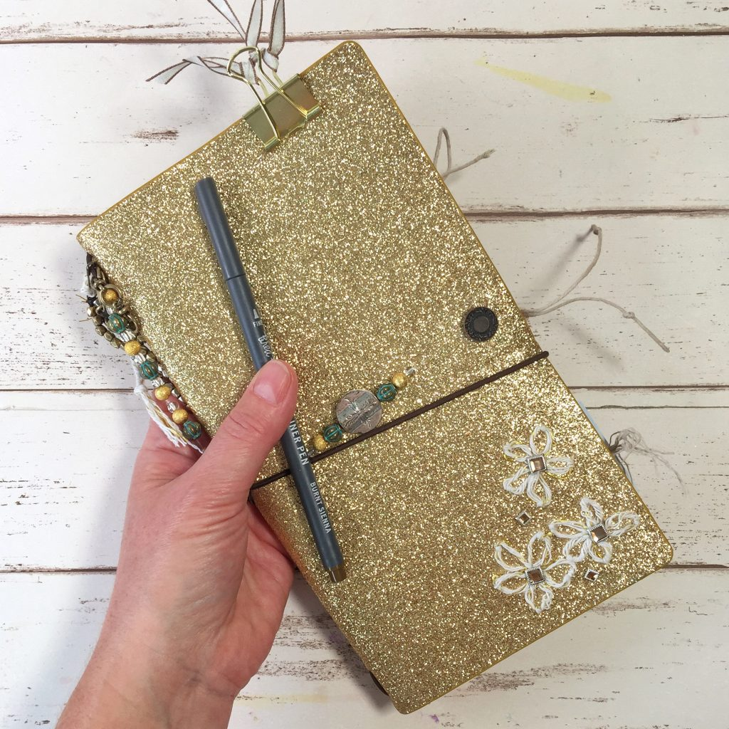 Explorer Journal by Momenta designed by Kerry Engel