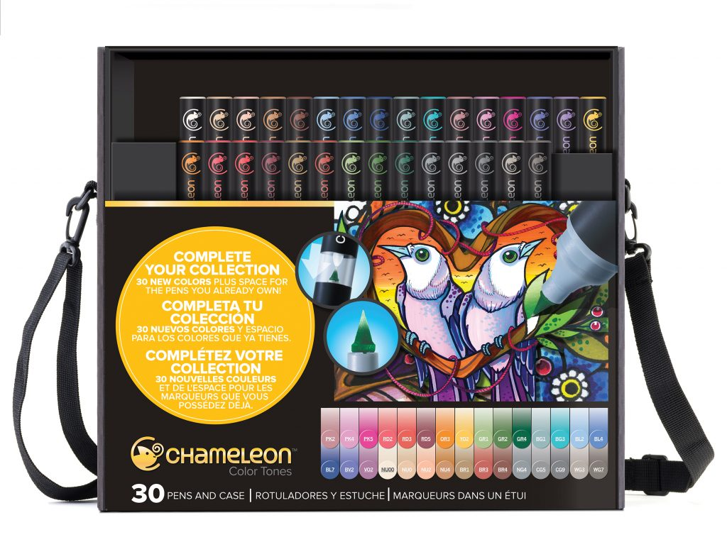 Chameleon Art Products Color Tone Pens