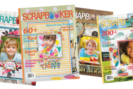 Creative Scrapbooker Magazine One Year Subscription