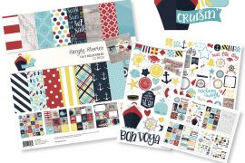 Cruisin' Collection by Simple Stories for Scrapbooking