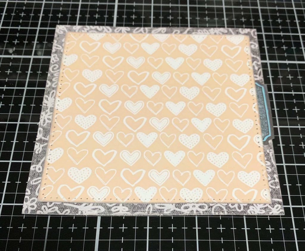 Forever & Always patterned paper by Wild Whisper Designs