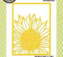 Sunflower Die by Impression Obsession