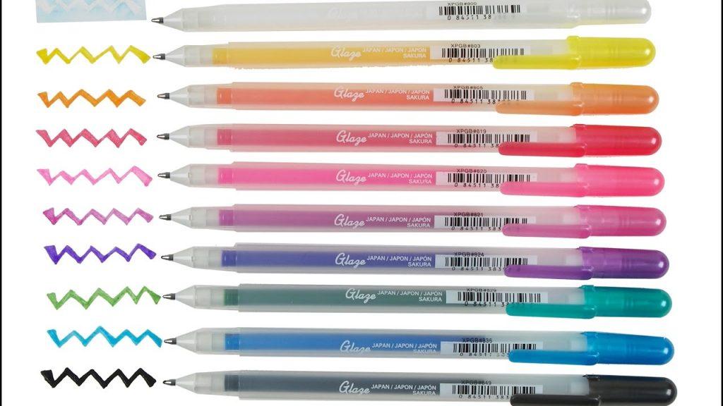 Sakura Dimensional Pens